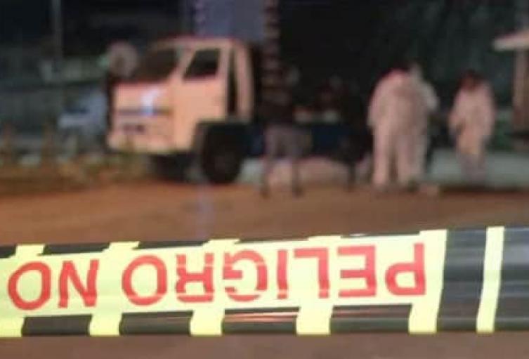 Con fotos de personas asesinadas capturan a cinco presuntos delincuentes en Bello