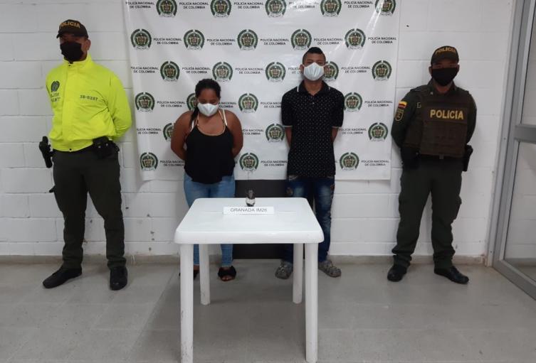 """Capturan a supuesto gatillero de los """"caparros"""" en Tarazá, Bajo Cauca antioqueño"""