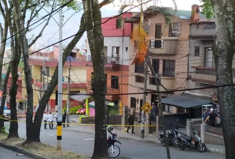 Asesinaron a tres personas en medio de la cuarentena en Medellín