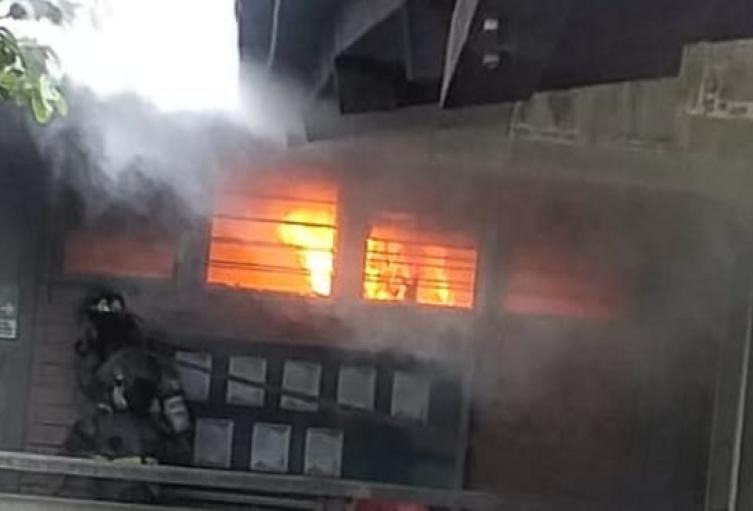 Investigan las causas de un incendio en uno de los laboratorios de genética de la Universidad de Antioquia