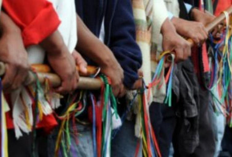 Comunidades indígenas