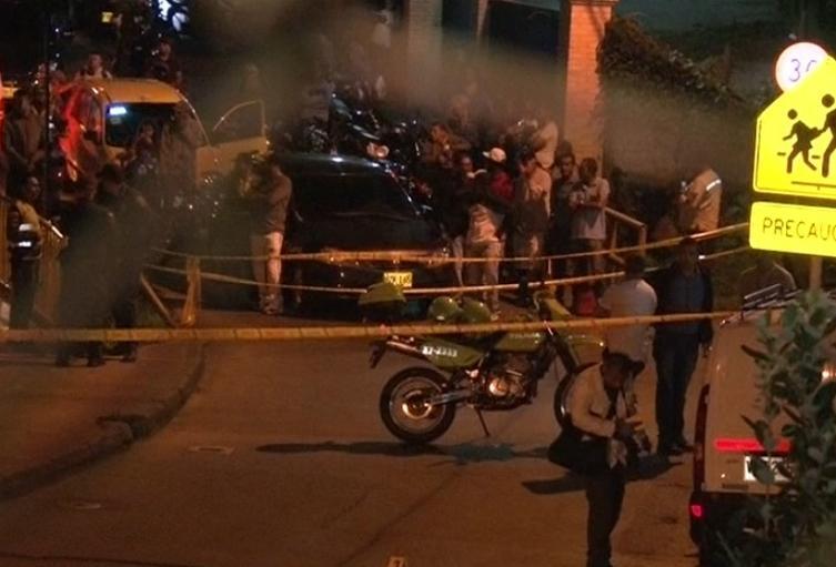 Los barrios Santa Cruz y Manrique de Medellín en medio de riñas y disputa de combos