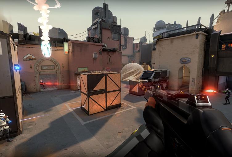 Valorant, juego de disparos de Riot Games