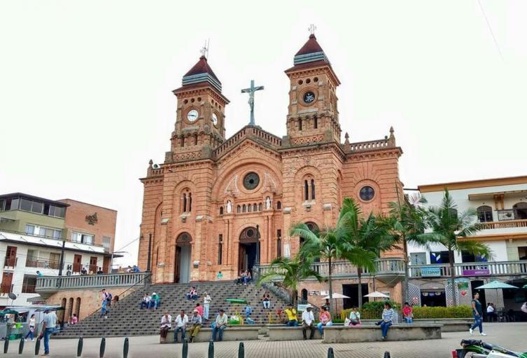 Yolombó, Antioquia.