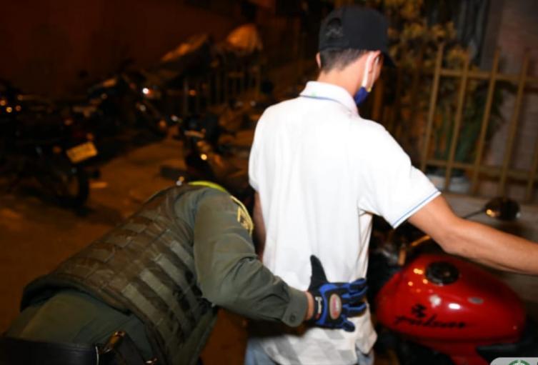 Autoridades atendieron cerca de 700 riñas el Día del Padre en Medellín
