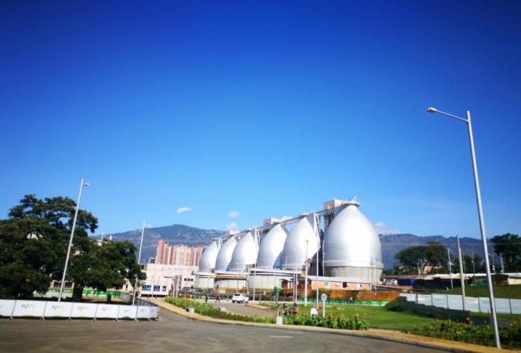 Por malos olores, hoy cerrarán la planta Aguas Claras de Bello