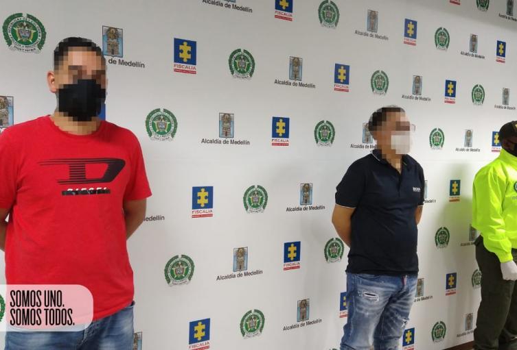 """De igual manera cayó alias """"Huevo"""" presunto coordinador del grupo delincuencial 'Robledo'."""