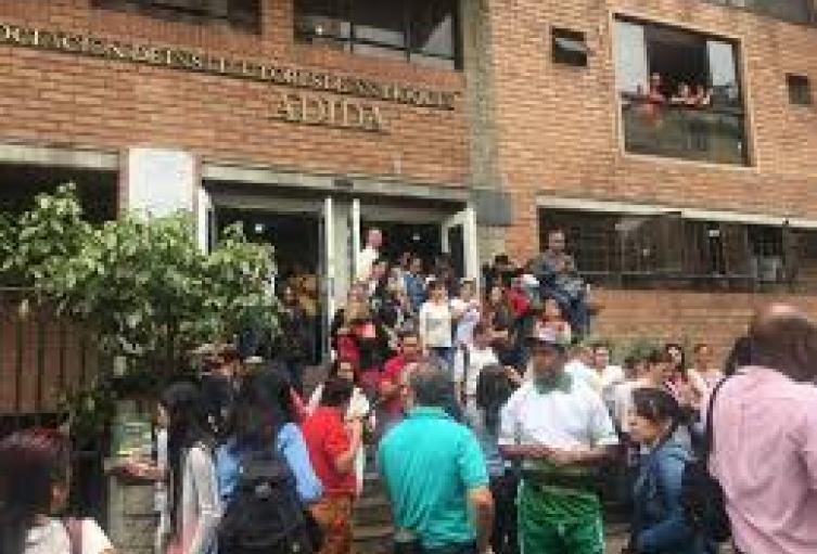 Según Adida, los profesores saldrán a las calles bajo estrictos protocolos de bioseguridad.