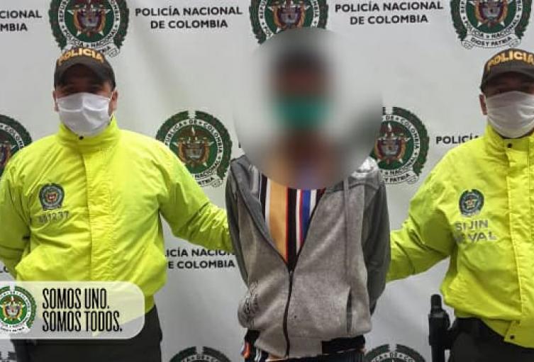 """Esta persona haría parte del grupo criminal """"Los Cocuelos"""""""