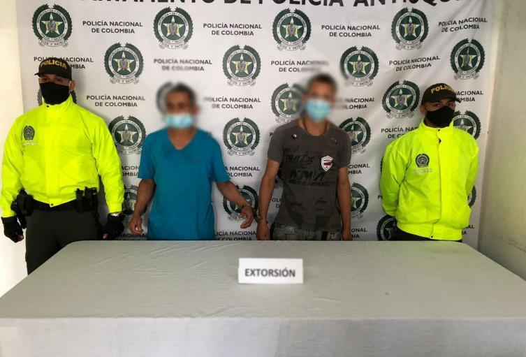 Extorsionistas exigían $4 millones a cafeteros de Andes, Antioquia