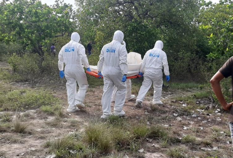 A golpes y por asfixia mecánica fue asesinada una mujer en Rionegro, Antioquia