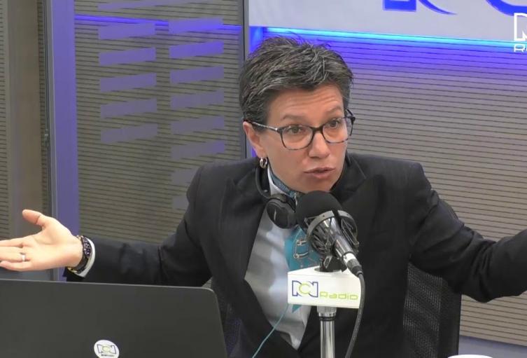 Convirtieron a mandatarios en chivo expiatorio para tapar los fracasos del Gobierno: Claudia López