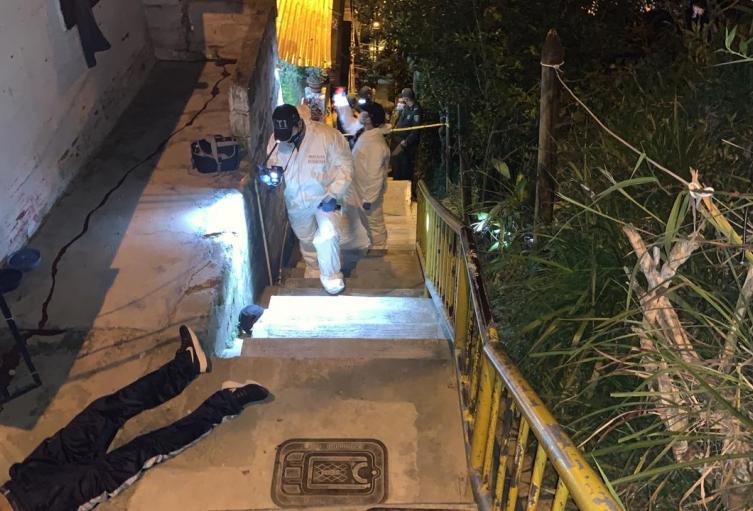 Menor de 17 años fue asesinado en la comuna 13 de Medellín