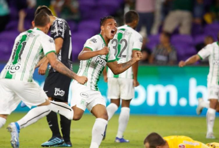FIFA falla a favor de Atlético Nacional por el caso Felipe Aguilar