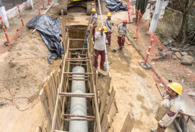Los motivos: se realizarán obras de acueducto y alcantarillado, anunció EPM