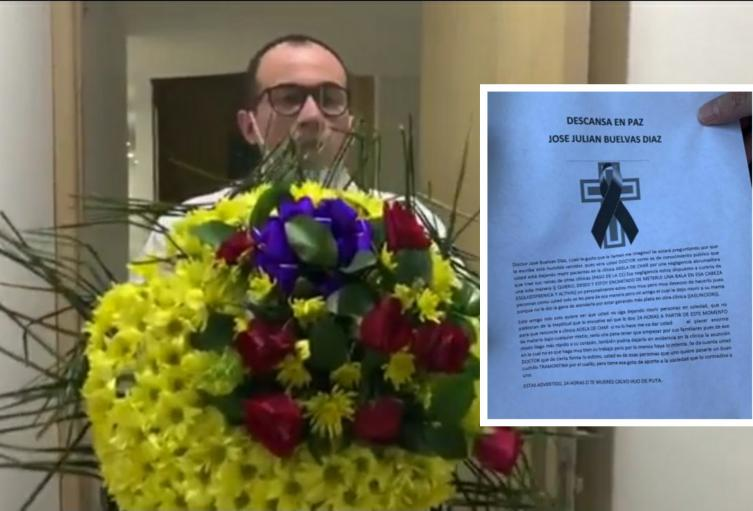 Duque pidió la captura de quienes amenazaron al médico en Barranquilla