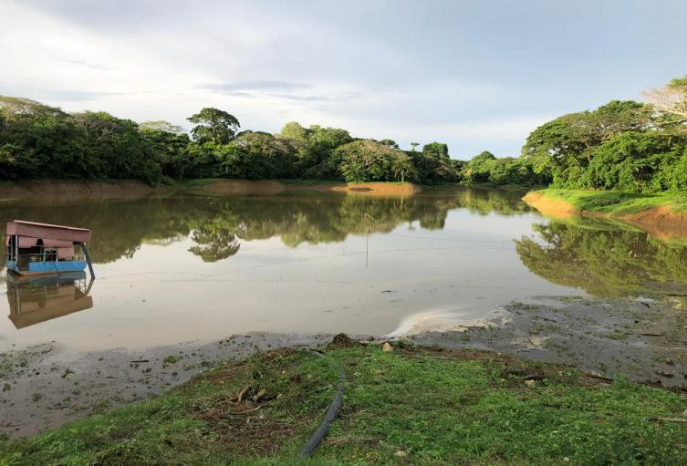 Represa El Bote, Arboletes, Antioquia