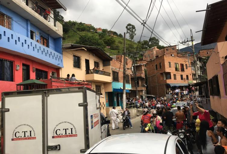 En medio de la cuarentena, en Medellín Asesinaron 41 personas en mayo