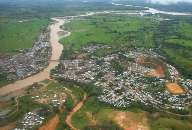 Después de diez días, rescataron el cadáver de líder social asesinado en Tarazá, Antioquia