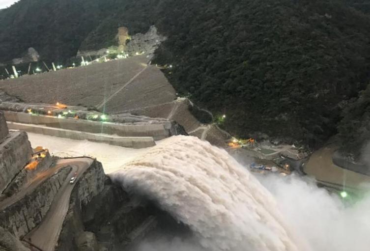 Hidroituango pospuso nuevamente la generación de energía por la pandemia
