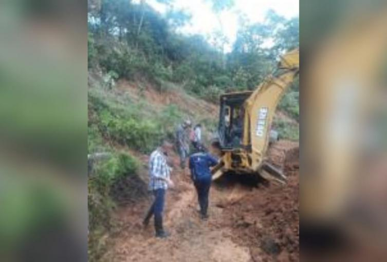 Lluvias: Adelantan trabajos para permitir acceso a veredas en Yalí, Antioquia