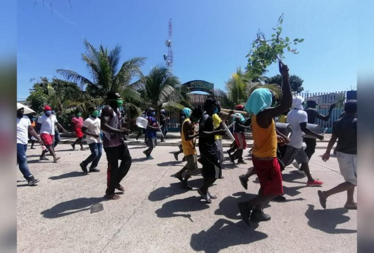 La Alcaldía pidió ayuda al gobierno para atender a los extranjeros que están en el municipio desde hace tres meses.