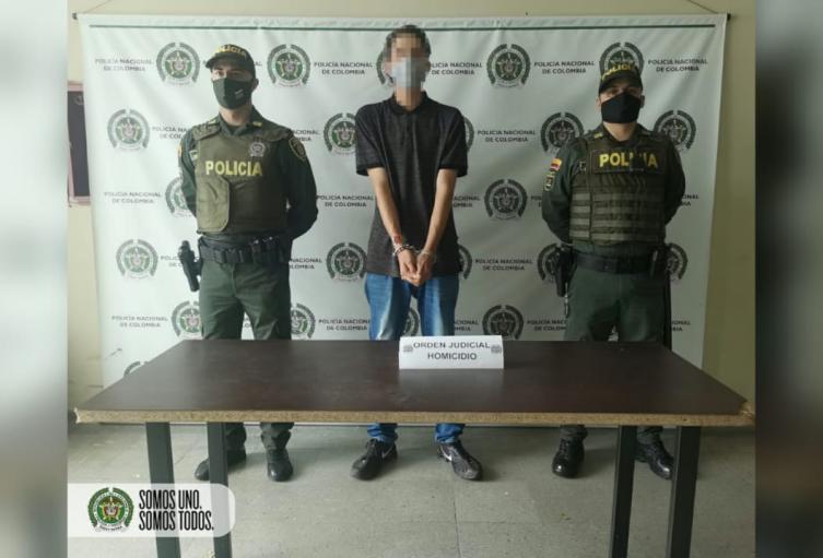 """El capturado haría parte del grupo delincuencial """"San Gabriel"""""""