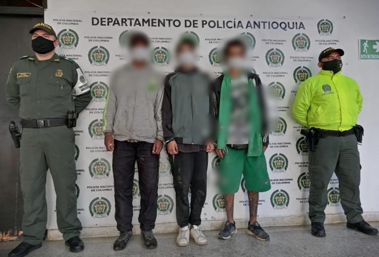 Tres borrachos habrían violado a una niña de 14 años en Santo Domingo, Antioquia