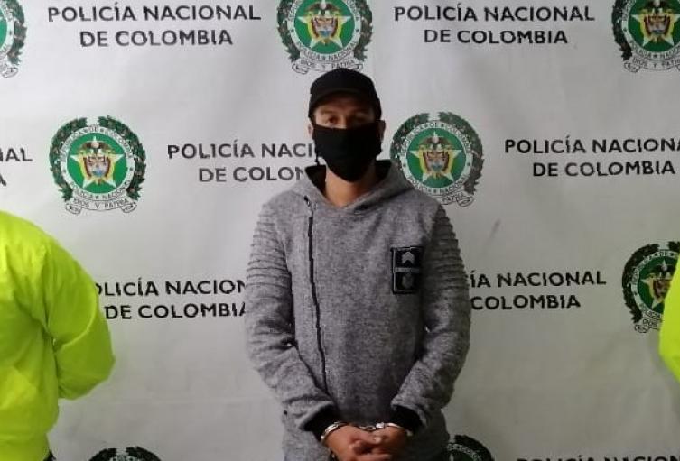 Hombre que habría estrangulado a una mujer en Rionegro, fue capturado por la Policía