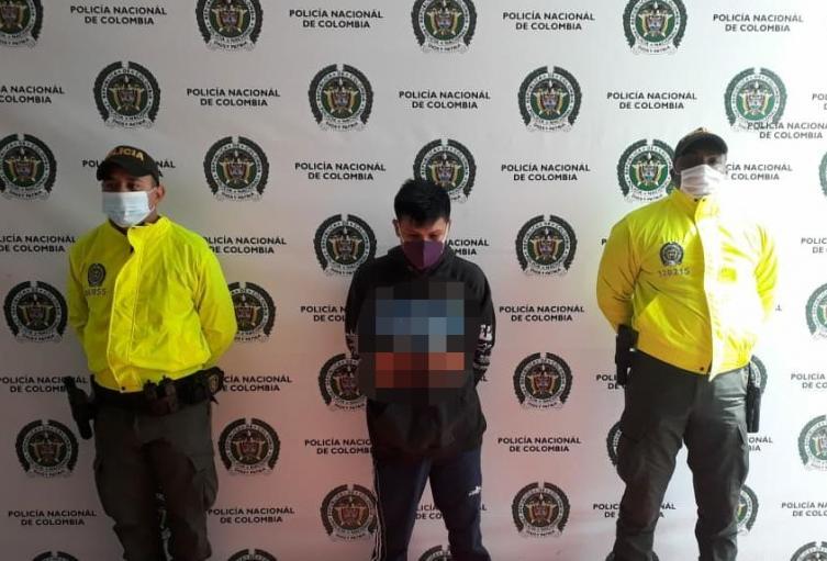 El hombre fue detenido por petición del cacique y enviado a prisión.
