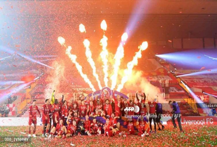 Liverpool campeón Premier League