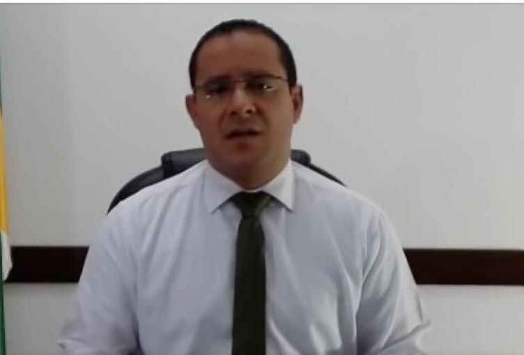 Alcalde de Girardota, Diego Agudelo.