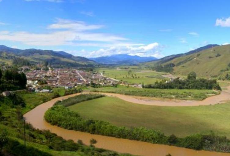 Municipio de Urrao, Antioquia