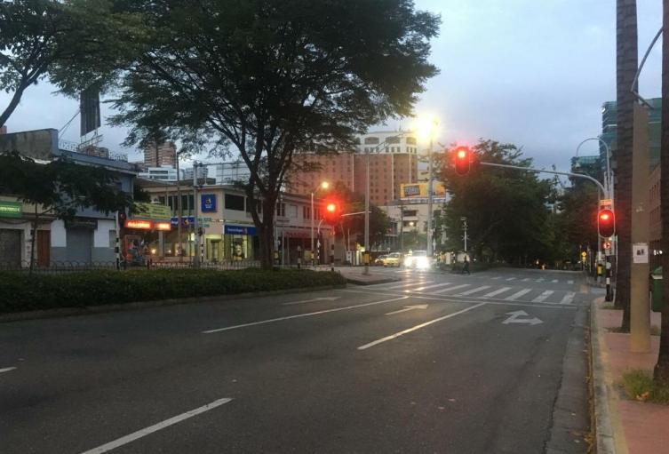 Cuarentena Medellín.