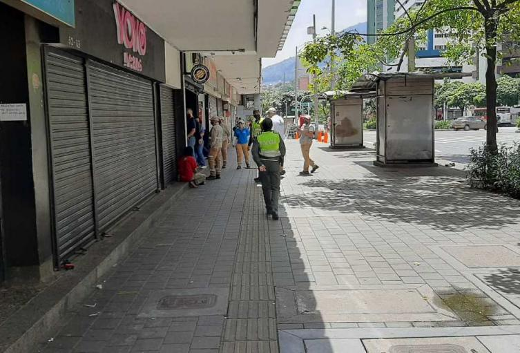 Referencia Centro de Medellín.