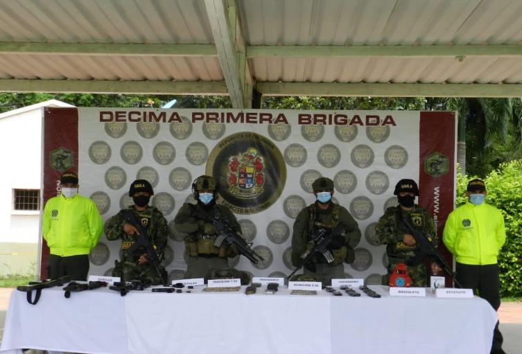 Los fallecidos serían responsables de perpetrar masacres en Córdoba.