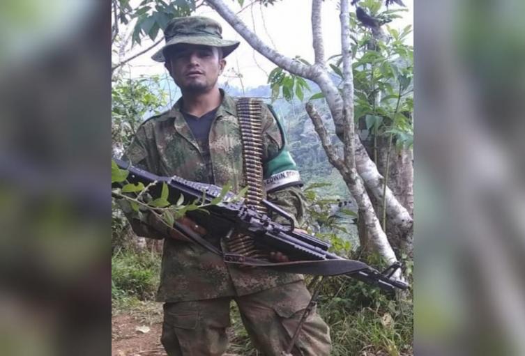 El detenido es señalado de perpetrar dos homicidios en zona rural de Ituango.