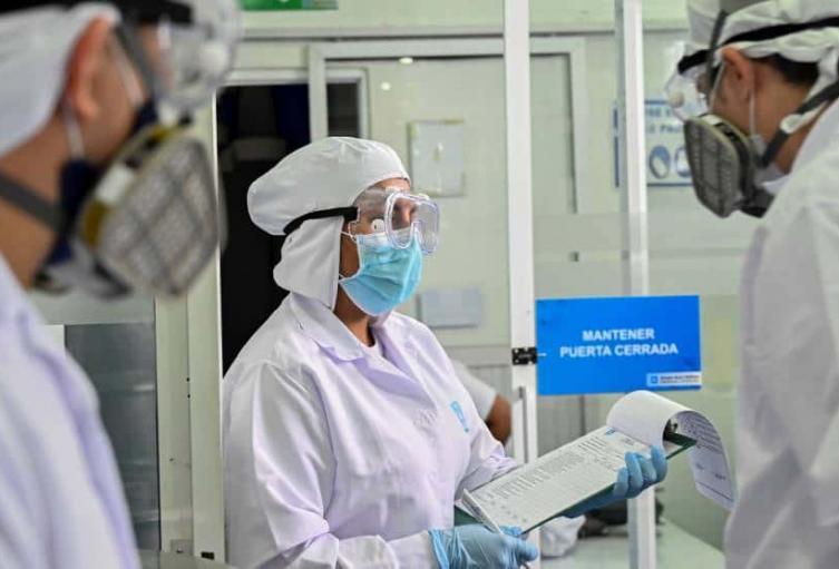 El país reporta ahora 562.128 casos de coronavirus.