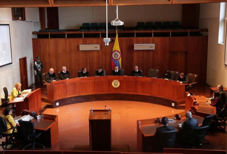Altas cortes piden al Gobierno respetar la separación de poderes por caso de Uribe