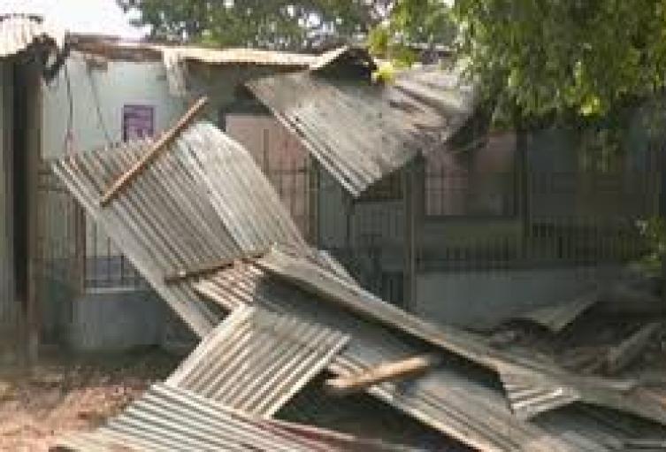 Hay alerta por posibles deslizamientos en todo el departamento.