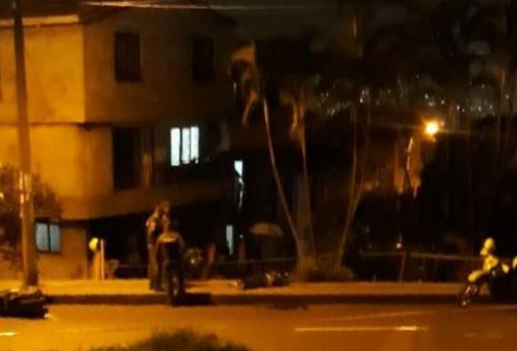 Joven de 29 años fue asesinado en el barrio Robledo Villa Flora