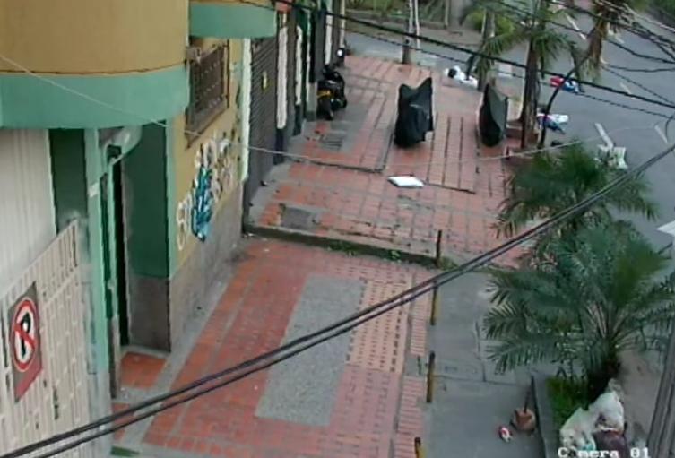Un joven mató de una puñalada a su padrastro en Rionegro, Antioquia