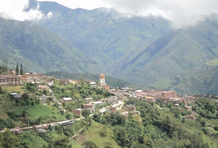 Ituango, Norte de Antioquia.