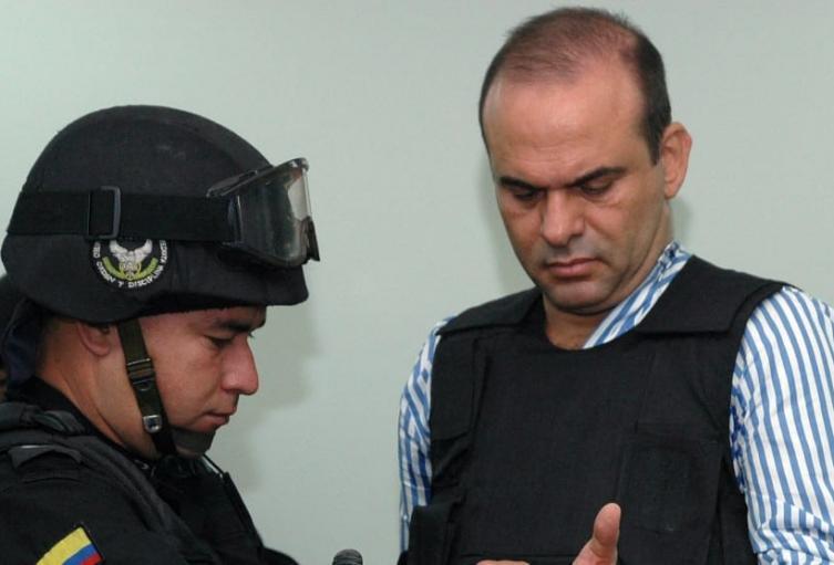 Salvatore Mancuso pidió a EE.UU. no ser deportado a Colombia