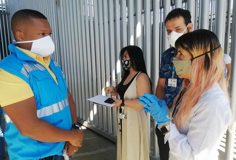 Personero de Medellín y algunos funcionarios llevan diez días esperando resultados de las pruebas COVID- 19
