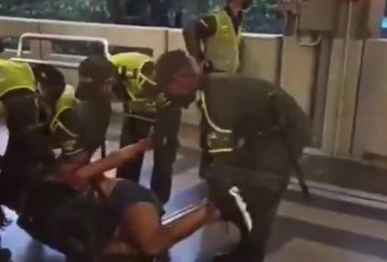 El ente de control instó a los ciudadanos a protestar de manera pacífica y a la Policía a no usar la fuerza como represión.