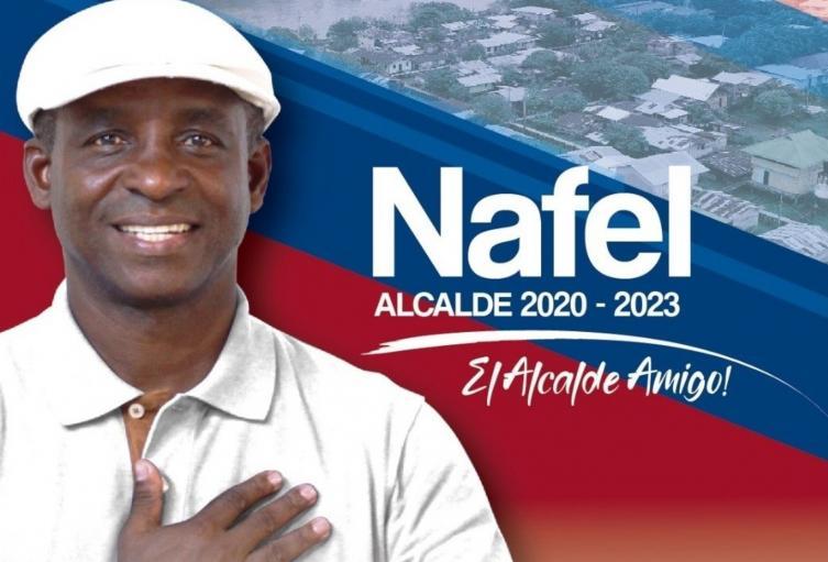 Nafel Palacios Lozano.