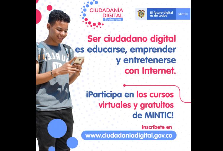 Con una oferta de 33 cursos, los colombianos mayores de 13 años podrán certificar sus competencias digitales.