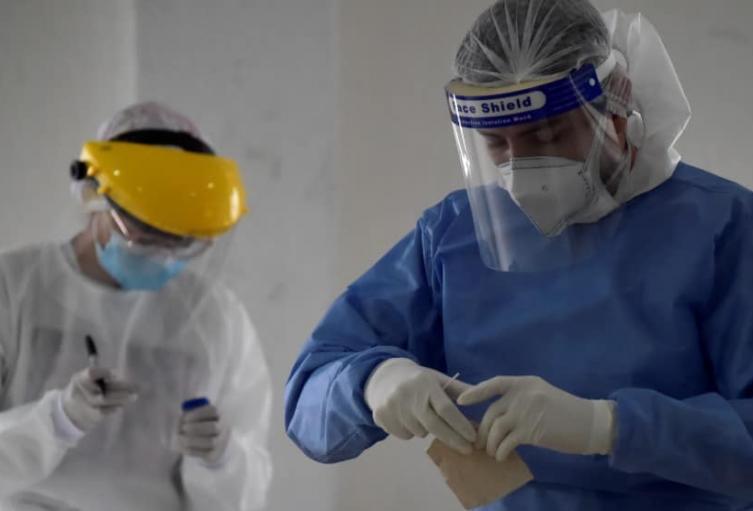 El país reporta más de 770.000 casos de coronavirus.