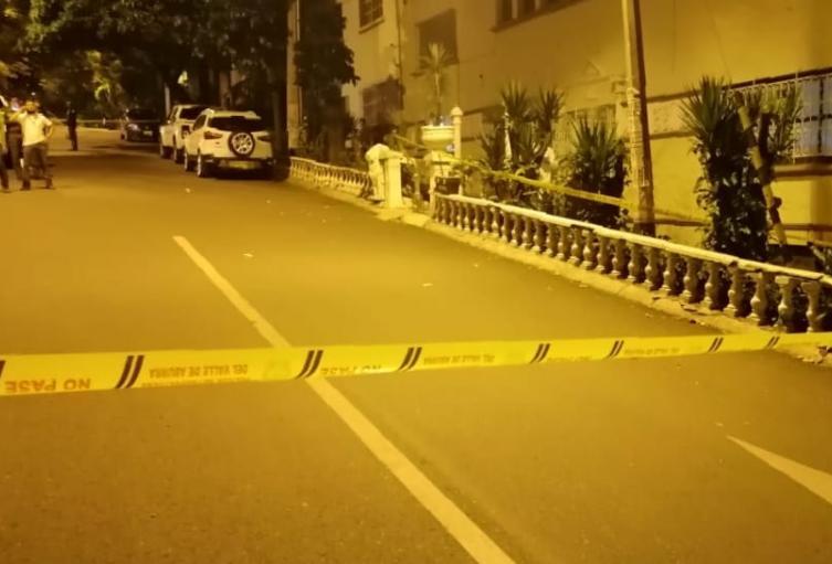 Asesinan a un vigilante informal en el centro de Medellín